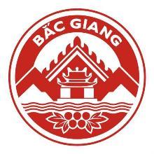 Bắc Giang Province Emblem