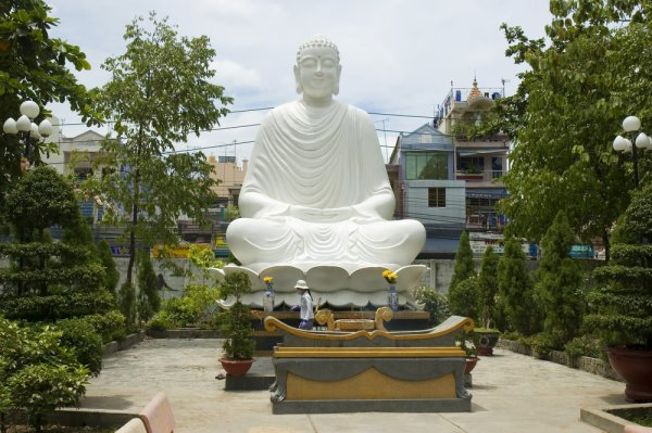 Though commonly known as Buddha's Birthday, this day commemorates the birth, enlightenment, and death of Gautama Buddha.