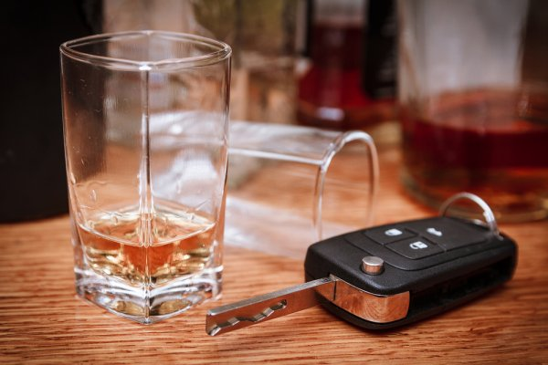 Driving under the influence can have severe legal consequences