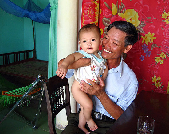 The Viet or Kinh group comprises most of the population, with a total of 54 ethnicities officially recognized.