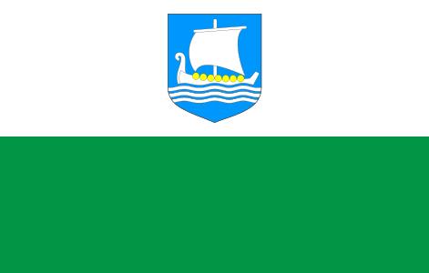 Saare County Flag