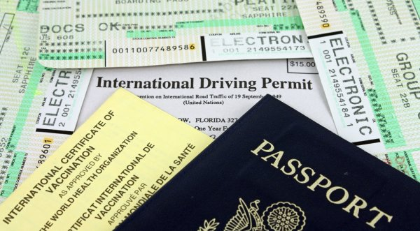 An International Driving Permit is valid in more than 150 countries.