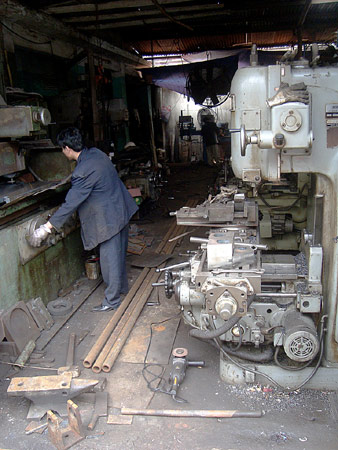 Vietnam relies on imports of machinery, steel, raw materials, and others to support domestic production.