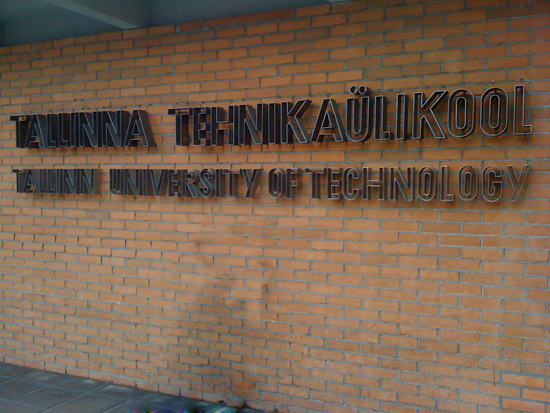 Tallinna Tehnikaülikool (Tallinn University of Technology)
