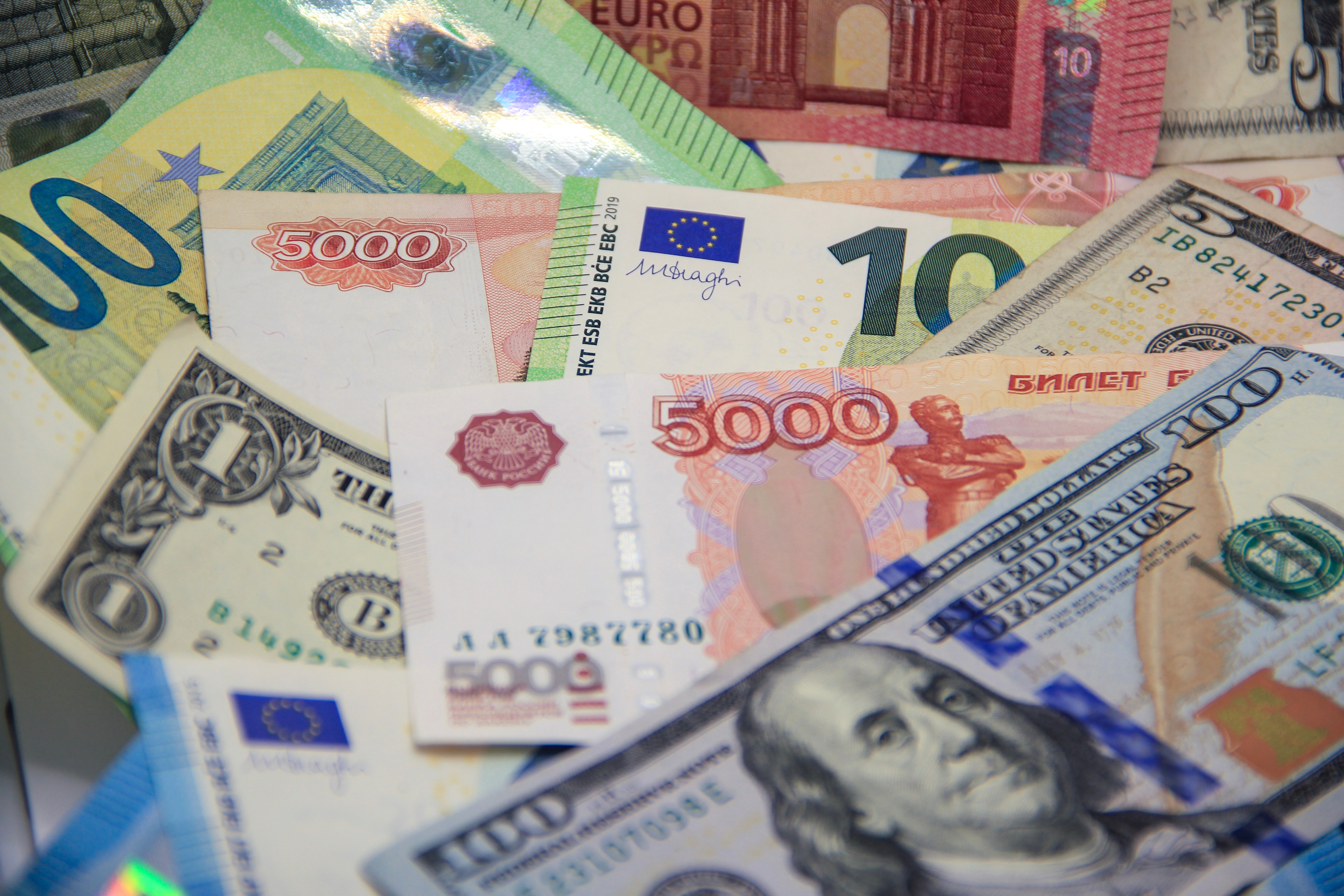 A country's money supply is measured according to four liquidity-based metrics.