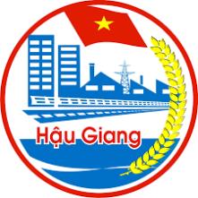 Hậu Giang Province Emblem