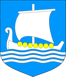 Saare County Coat of Arms