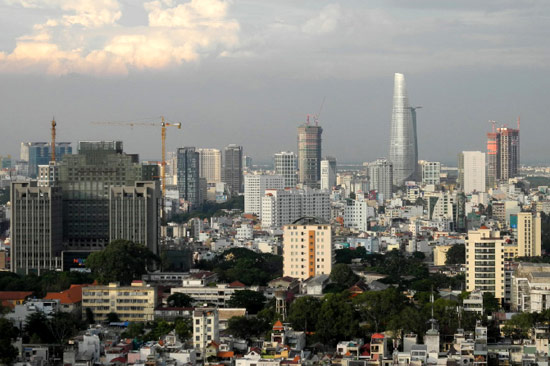 Sitting on the banks of the Saigon River, Ho Chi Minh City is Vietnam's largest city and its economic center.