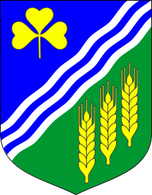 Jõgeva County Coat of Arms