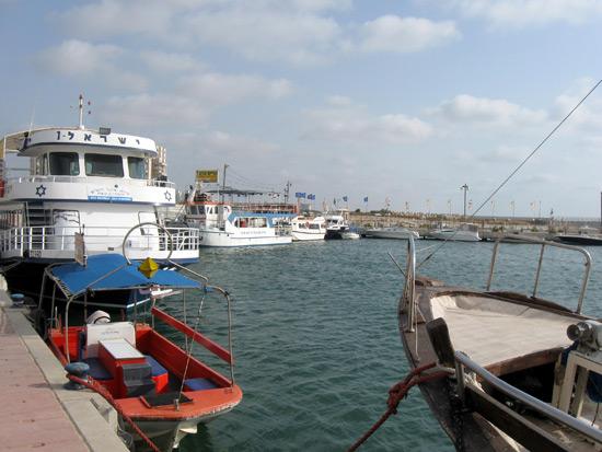 Ashdod Marina: Ferries And Boats