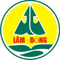 Lâm Đồng Province Emblem