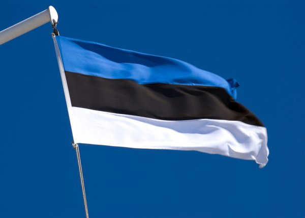 On Independence Day Estonians celebrates the country's declaration of independence on February 24, 1918.