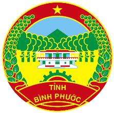 Bình Phước Province Emblem