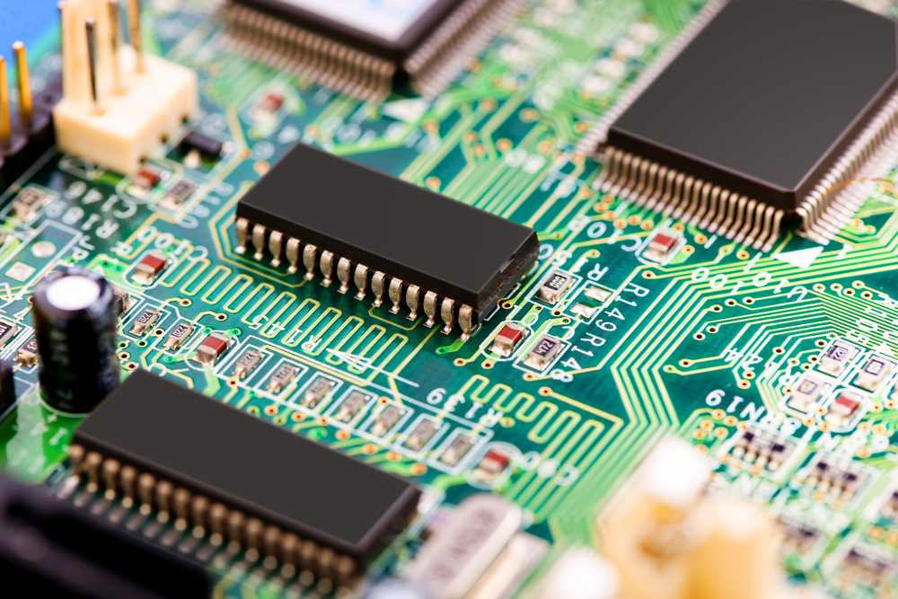 Integrated circuits are one of Vietnam's top imports.