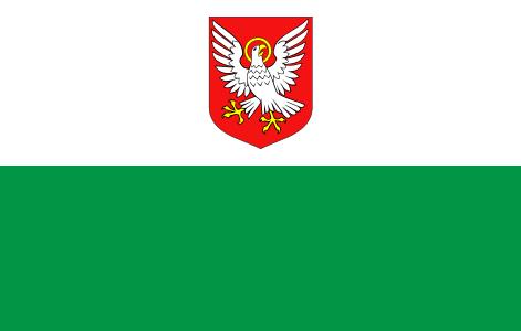 Lääne County Flag