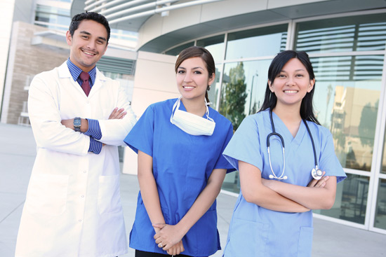 Consulates usually keep lists of doctors that travelers can utilize.