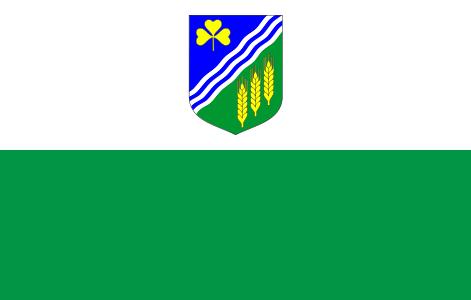 Jõgeva County Flag