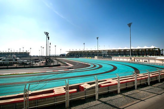 Formula One Racing Track