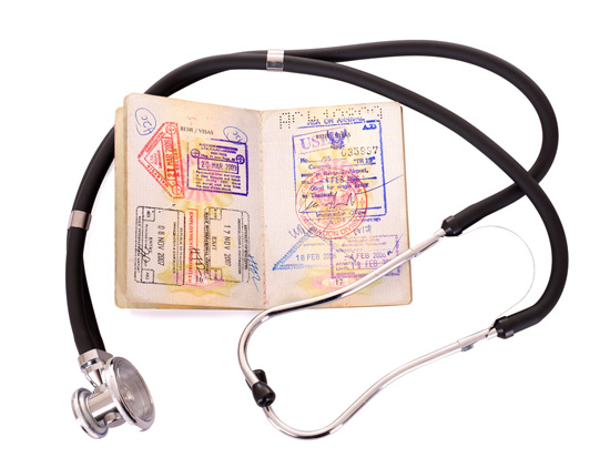 Before traveling, be aware of potential disease outbreaks in your destination country.