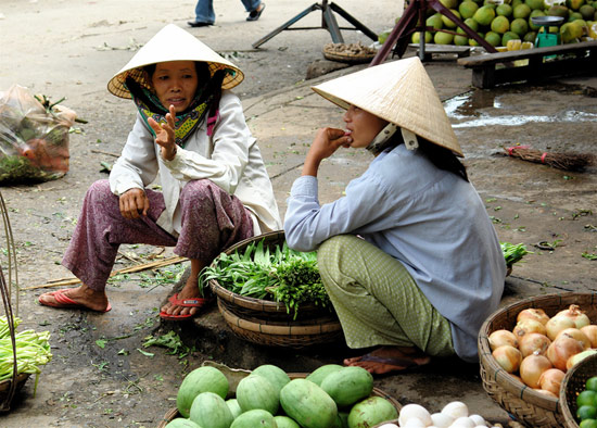 Vietnam's historical achievements are a favorite topic of conversation.