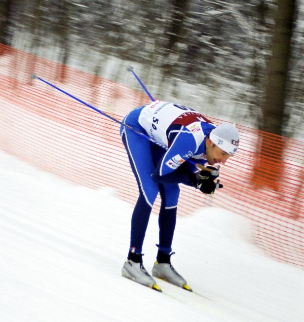 Andrus Veerpalu is regarded as the most successful skier in Estonian history.