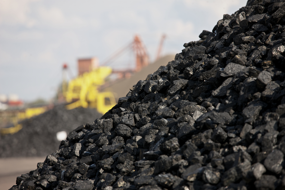 Coal is an important industry.