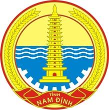 Nam Định Province Emblem
