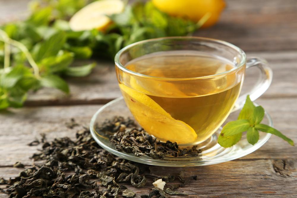 Tea is among the top crops.