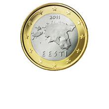 1 Euro (back)