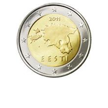 2 Euro (back)