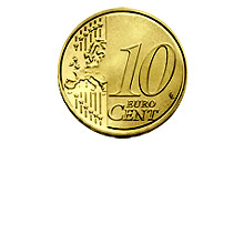 10 Cent (front)