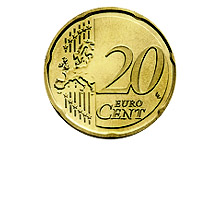 20 Cent (front)