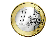 1 Euro (front)