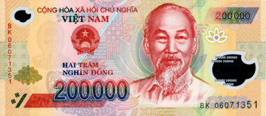 200000 Dong (front)
