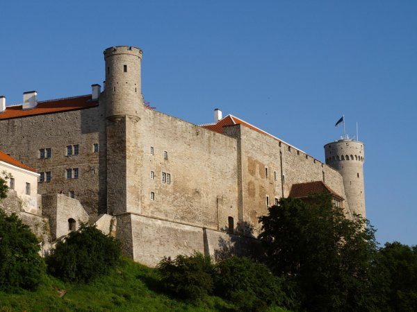 The Toompea Castle complex has had many functions throughout the centuries.