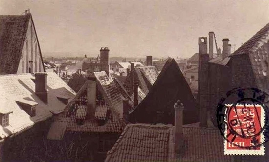 Roofs of the city