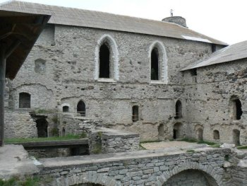 Padise Abbey is burned during the St. George's Night Uprising.