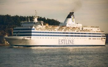The cruise ship MS Estonia sinks in the Baltic Sea in 1994, killing more than 850 passengers.