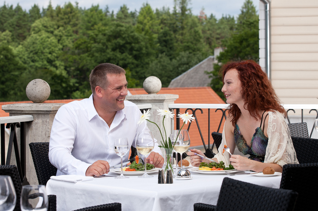 Formal dining manners in Estonia are relatively strict and socially conservative.