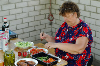 It is considered polite to offer to help the host or hostess with meal preparation and cleanup.