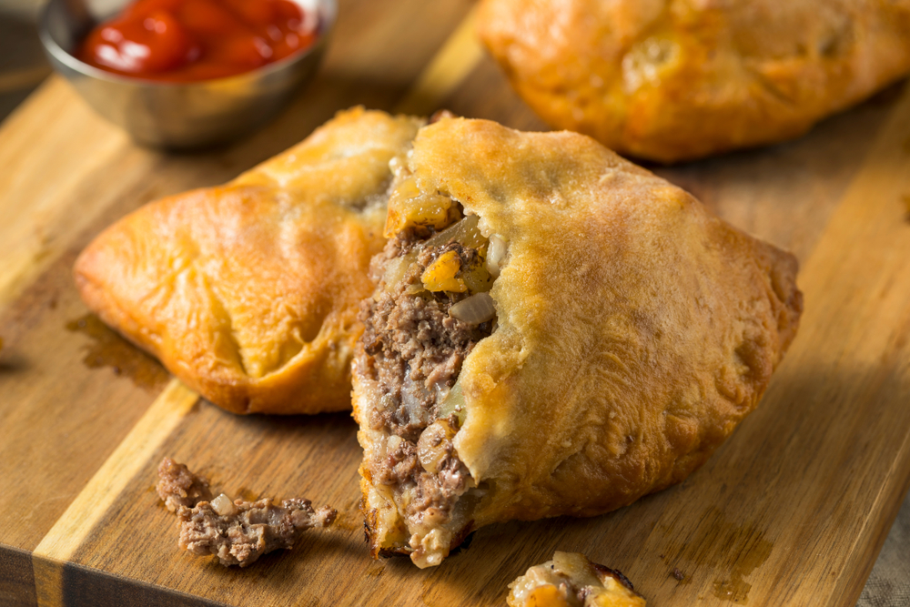 Pasties from the Upper Peninsula