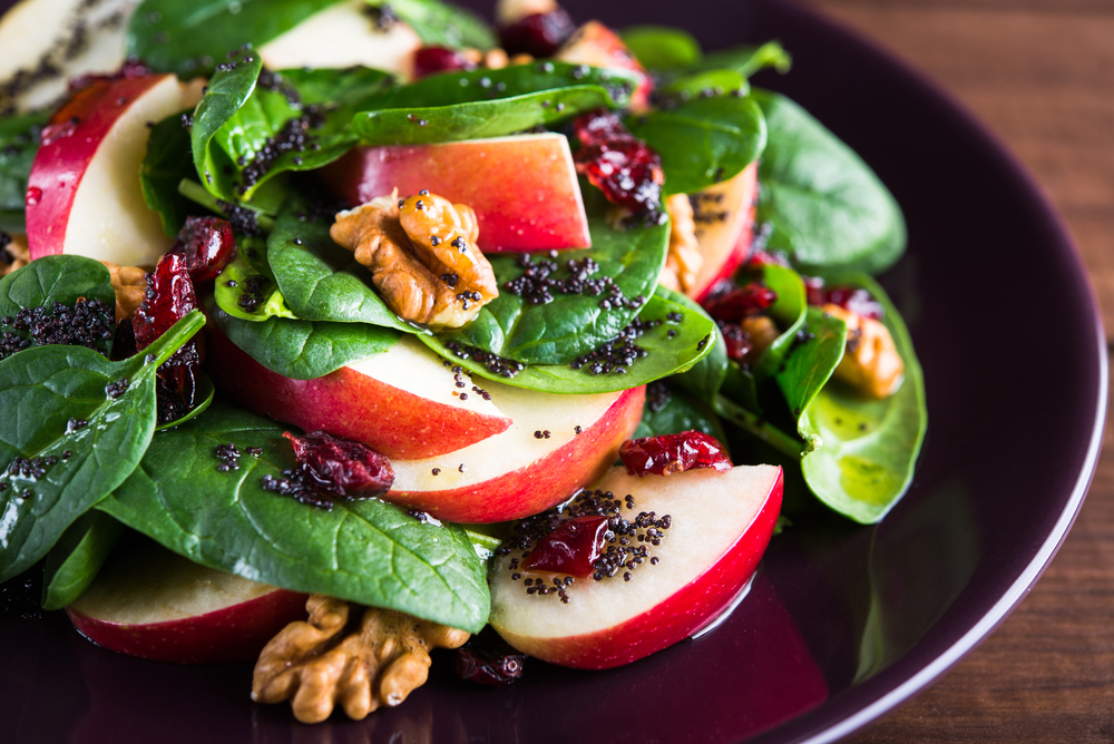 Cherry Apple Salad