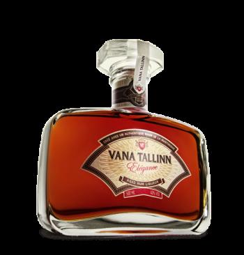 Bottle ov Vana Tallinn's prime collection