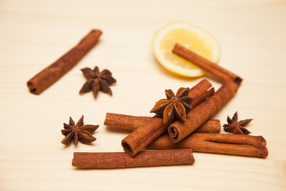 Cinnamon and anise are among this liquor's ingredients.