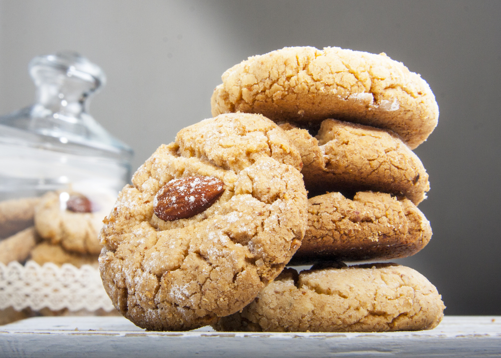 Speculaas (Dutch Windmill Cookies) Made Without a Cookie Cutter