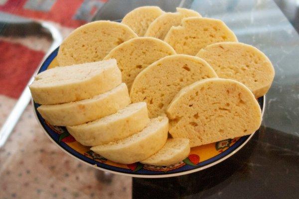Bramborove Knedliky (Potato Dumplings)