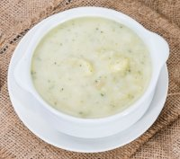 Estonian Cabbage Cream Soup