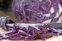 Magushapu Punane Kapsas (Sauteed Cabbage)