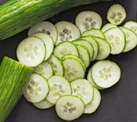 Värskekurgisalat (Cucumber Salad)