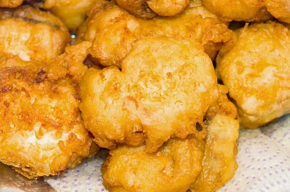 Fryed fish